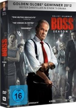 Boss – Season 2 - DVD