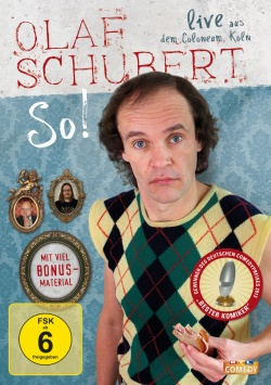 Olaf Schubert – So! Live - DVD