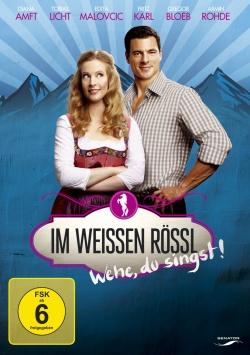 Im weißen Rössl – Wehe, du singst! – DVD
