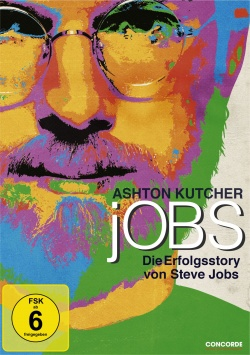 jOBS – Die Erfolgsstory von Steve Jobs – DVD
