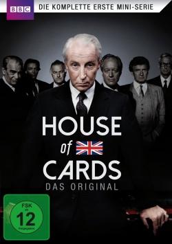 House of Cards – Das Original – Die komplette erste und zweite Mini-Serie – DVD