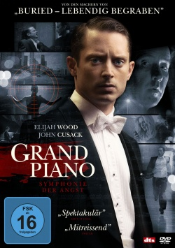 Grand Piano – Symphonie der Angst - DVD