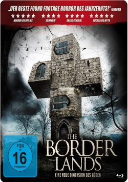 The Borderlands – Blu-ray