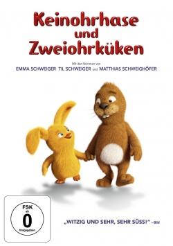 Keinohrhase und Zweiohrküken – DVD