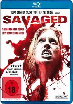 Savaged – Blu-ray