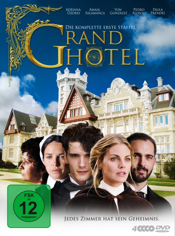 Grand Hotel Staffel 6