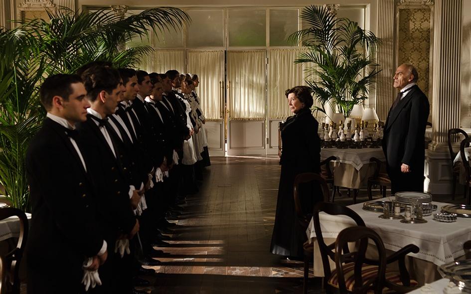 Grand Hotel Die Komplette Erste Staffel Dvd Spanien 2011