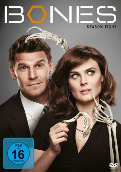 Bones – Season 8 – DVD