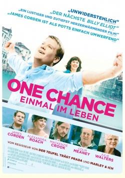 One Chance – Einmal im Leben