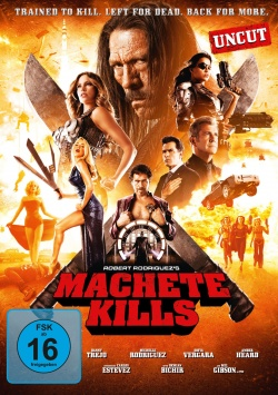 Machete Kills – DVD