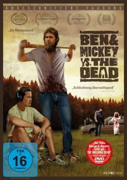 Ben & Mickey vs. the Dead – DVD