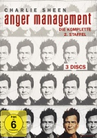 Anger Management – Staffeln 1 & 2 – DVD