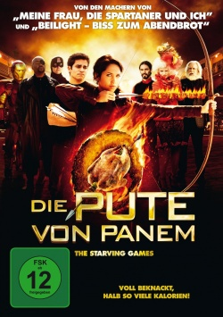 Die Pute von Panem – The Starving Games – DVD