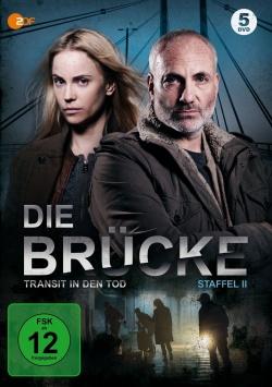 Die Brücke – Transit in den Tod – Staffel 2 – DVD