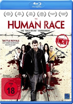The Human Race – Blu-ray