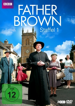 Father Brown – Staffel 1 - DVD