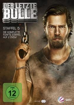 Der letzte Bulle – Staffel 5 - DVD