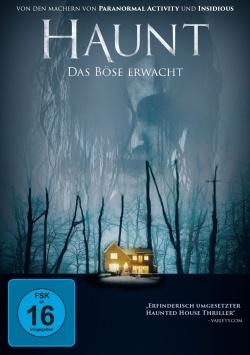 Haunt – Das Böse erwacht - DVD