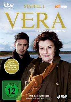 Vera – Ein ganz spezieller Fall – Staffel 1 - DVD