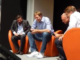 Der perfekte Wurf – Dirk Nowitzki stellt in Frankfurt seine neue Dokumentation vor