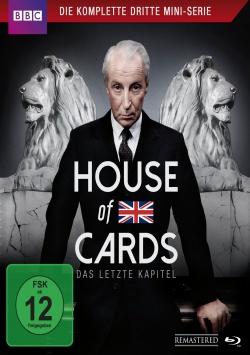 House of Cards – Das letzte Kapitel – Die komplette dritte Mini-Serie – Blu-ray