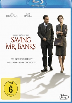 Saving Mr. Banks – Blu-ray