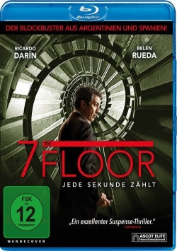 7th Floor – Jede Sekunde zählt – Blu-ray