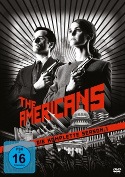 The Americans – Die komplette Season 1 -DVD