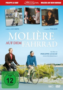 Molière auf dem Fahrrad - DVD
