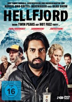 Hellfjord - DVD