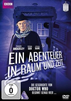 Ein Abenteuer in Raum und Zeit - DVD