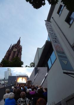 Kino auf dem Dach