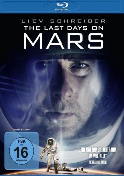 The Last Days On Mars – Blu-ray