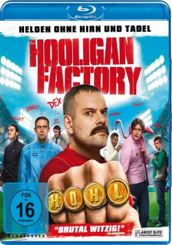 The Hooligan Factory – Blu-ray