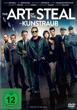 The Art of Steal – Der Kunstraub - DVD
