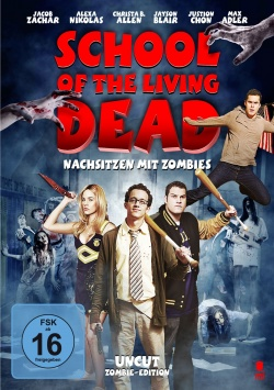 School of the Living Dead - DVD