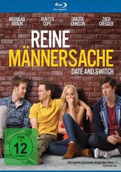 Reine Männersache – Blu-ray