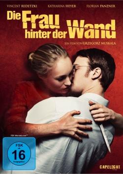 Die Frau hinter der Wand - DVD