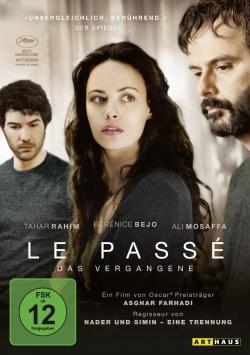 Le Passé – Das Vergangene - DVD