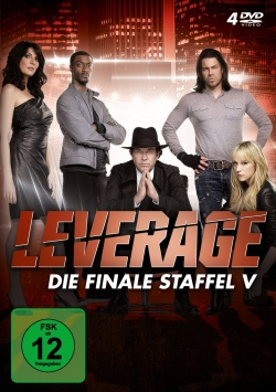 Leverage – Staffel 5 - DVD