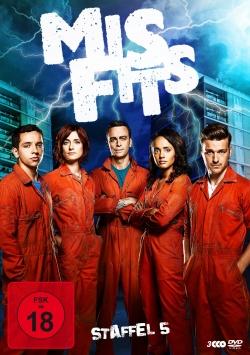 Misfits – Staffel 5 - DVD