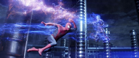 The Amazing Spider-Man 2: Rise of Electro – Blu-ray