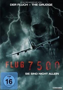 Flug 7500 – Sie sind nicht allein - DVD