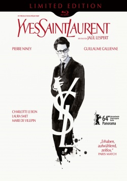 Yves Saint Laurent– Blu-ray