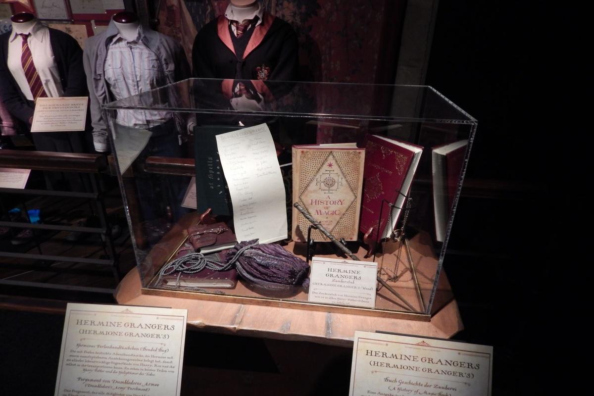 In Deutschland PotterThe Endlich Exhibition Wieder – Harry wkZOPXN80n