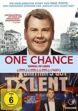 One Chance – Einmal im Leben - DVD
