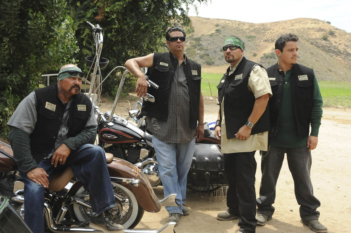 sons of anarchy season guide