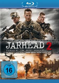 Jarhead 2: Zurück in die Hölle – Blu-ray