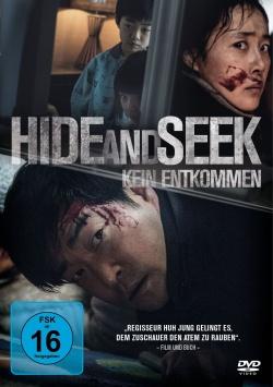 Hide and Seek – Kein Entkommen - DVD
