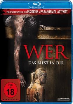 Wer – Das Biest in Dir – Blu-ray